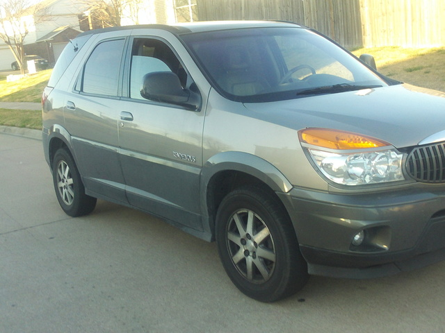 Picture of 2002 Buick Rendezvous CX FWD, exterior, gallery_worthy