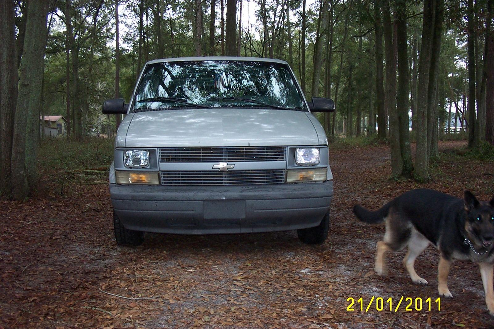 Chevrolet Astro Cargo Questions - Regular? MidGrade? or Premium