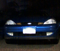 2001 Ford Focus SE picture, exterior