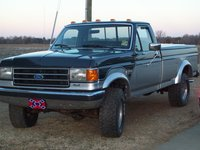 1989 Ford F-250 picture, exterior