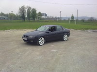 1998 Opel Vectra, Rolling on 19 :), exterior