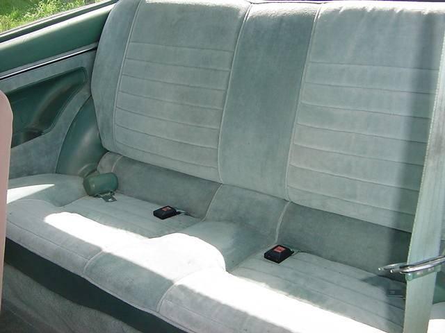 1981 Honda Accord LX Hatchback, Sun shining across seat, interior, gallery_worthy