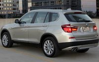 2011 BMW X3, Back View. , exterior, manufacturer