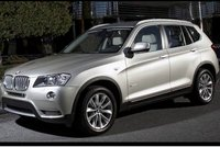 2011 BMW X3, Side quarter view. , exterior, manufacturer