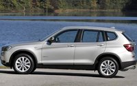 2011 BMW X3, Side View. , exterior, manufacturer
