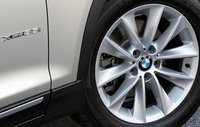2011 BMW X3, Close-up of tire. , exterior, manufacturer