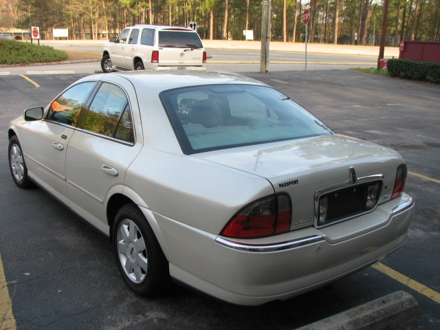Picture of 2004 Lincoln LS Base V6, exterior