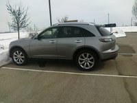 Picture of 2005 Infiniti FX45 AWD, exterior