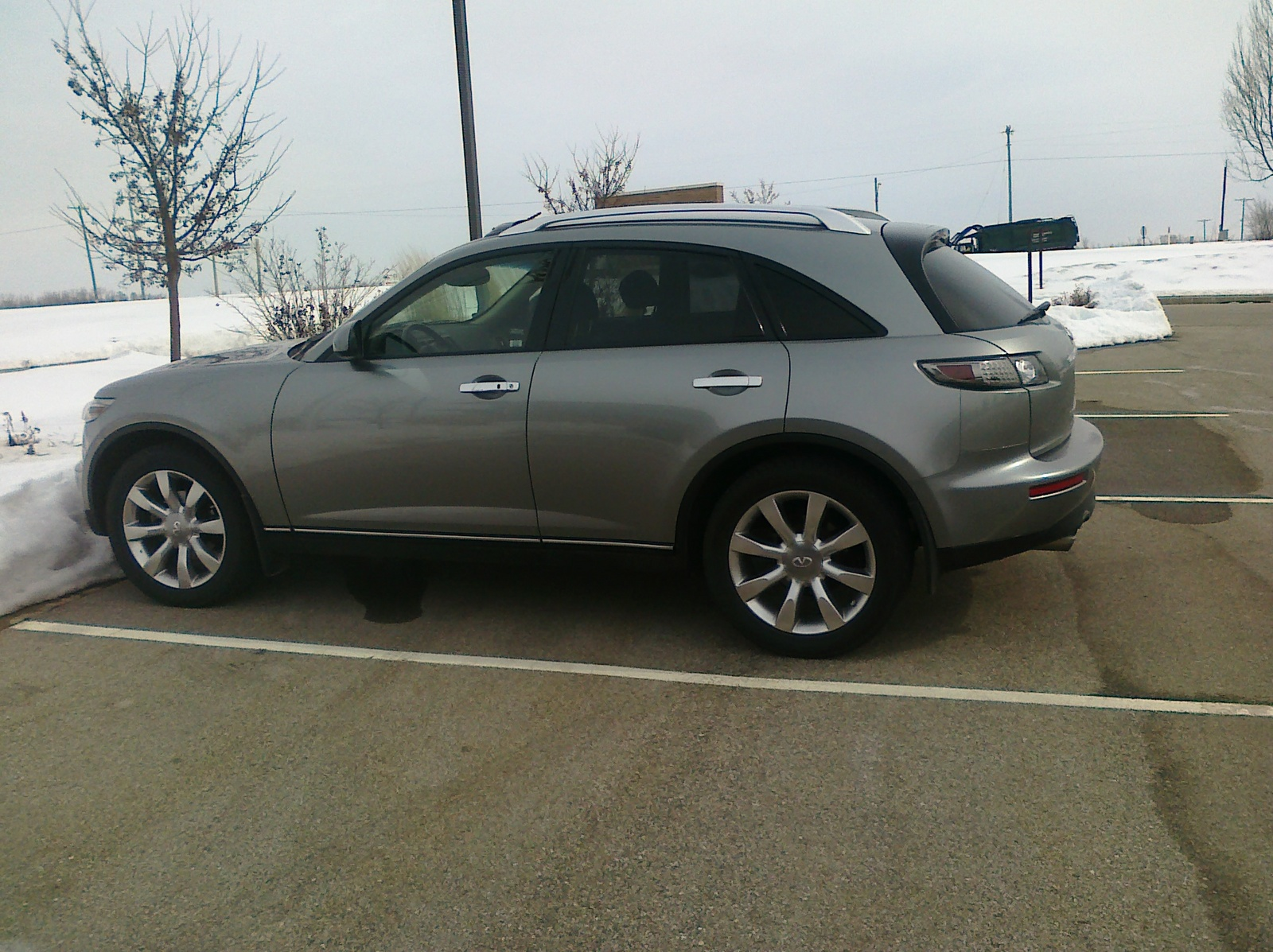 Picture of 2005 Infiniti FX45 4 Dr STD AWD SUV