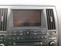 2005 Infiniti FX45 AWD, Picture of 2005 Infiniti FX45 4 Dr STD AWD SUV, interior