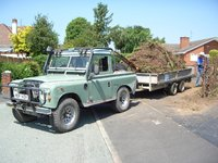 Picture of 1982 Land Rover Series III, exterior