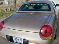 2005 Ford Thunderbird Base Convertible, Picture of 2005 Ford Thunderbird 2 Dr STD Convertible, exterior