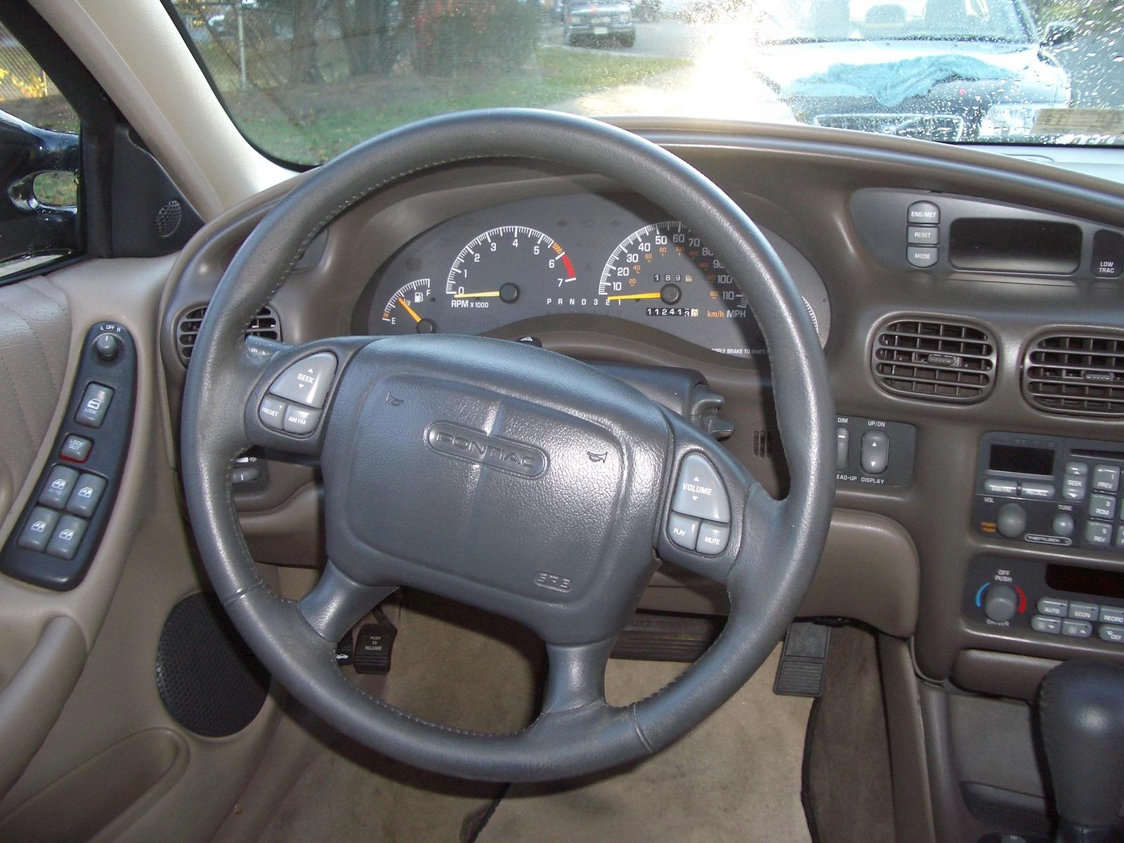 2000 Pontiac Grand Prix Interior Pictures Cargurus