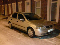 1999 Vauxhall Astra Overview