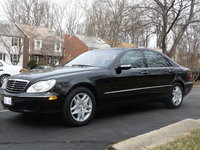 Picture of 2003 Mercedes-Benz S-Class 4 Dr S430 4MATIC AWD Sedan, exterior