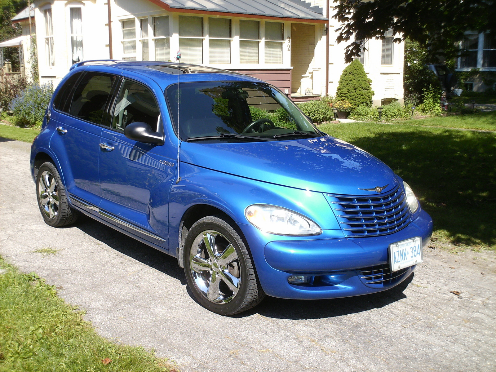 2004 chrysler pt cruiser gt picture exterior ford dealerships near me. Cars Review. Best American Auto & Cars Review