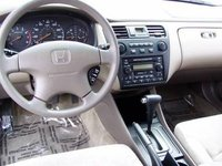 Perfect Picture Of 2001 Honda Accord EX, Interior, Gallery_worthy