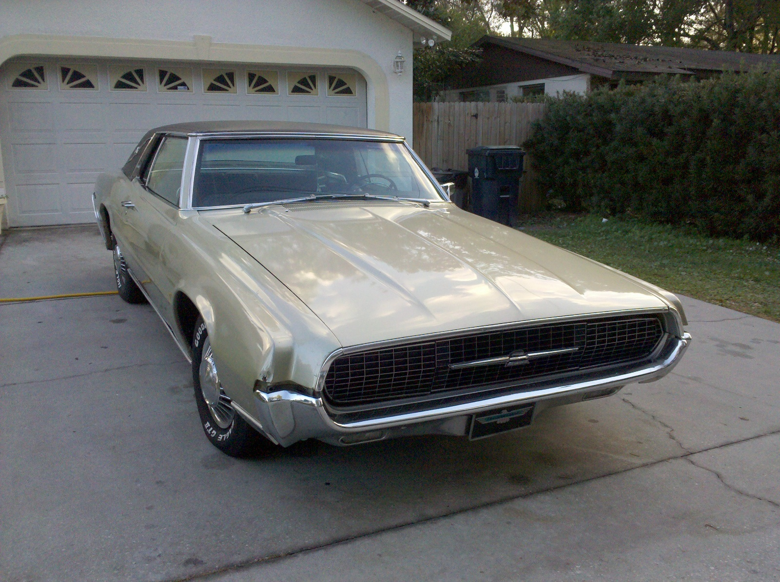 Ford Thunderbird Questions 1967 Thunderbird For Sale Cargurus