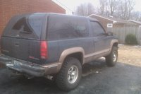 Picture of 1994 GMC Yukon 2 Dr SLE 4WD SUV, exterior