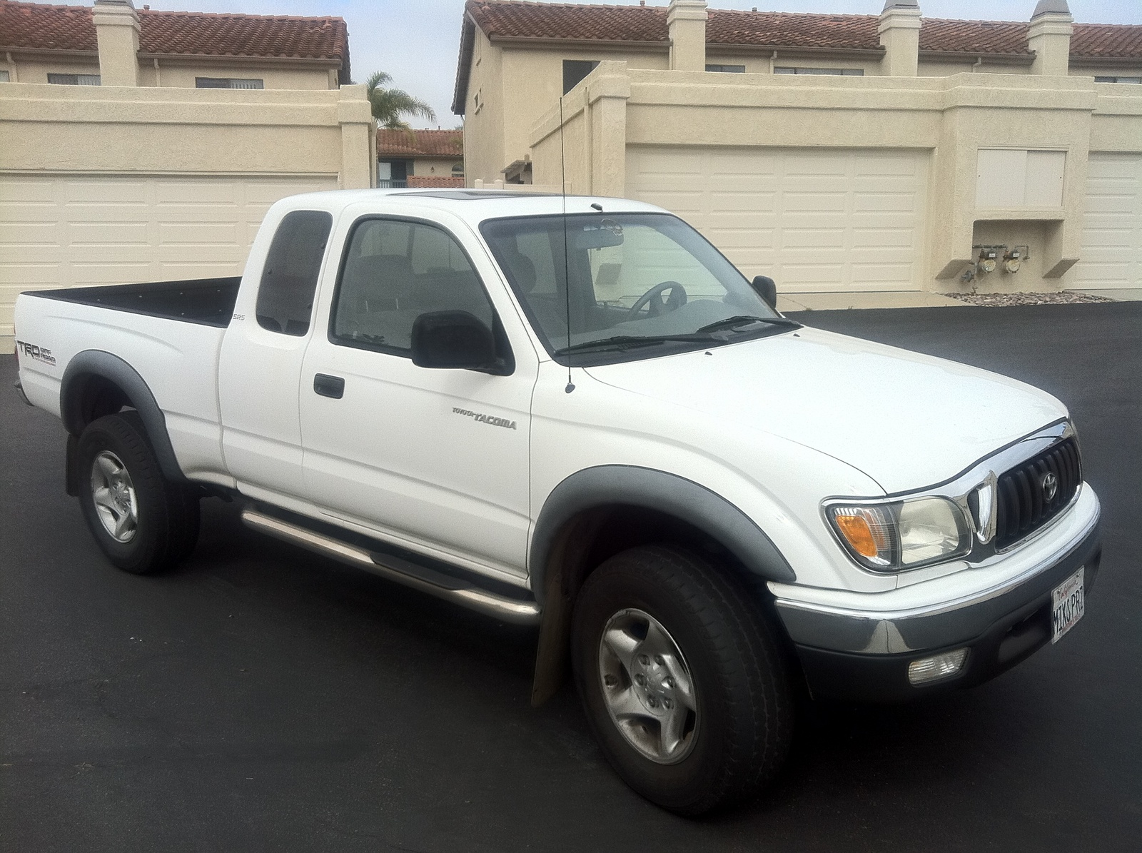 Famous picture of 2001 toyota tacoma 4 dr prerunner v6 - 2001 toyota tacoma interior parts ...