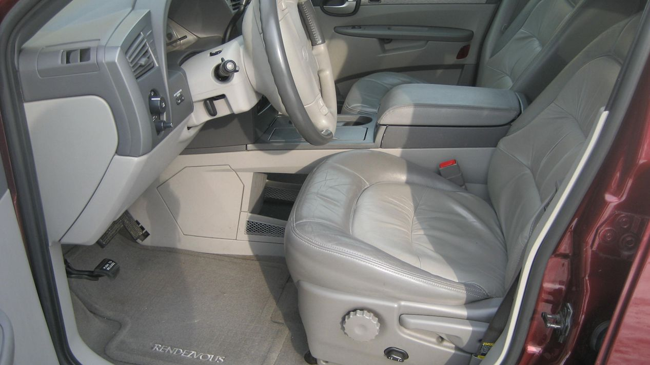 301 moved permanently - Buick rendezvous interior dimensions ...