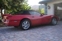 Picture of 1990 Chevrolet Corvette Convertible, exterior, gallery_worthy