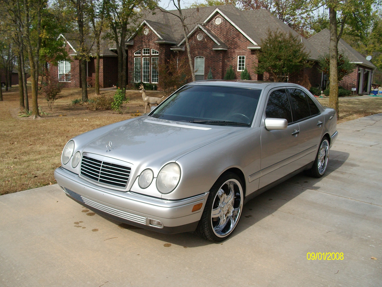1999 mercedes benz e class pictures cargurus for 2004 mercedes benz e320 review