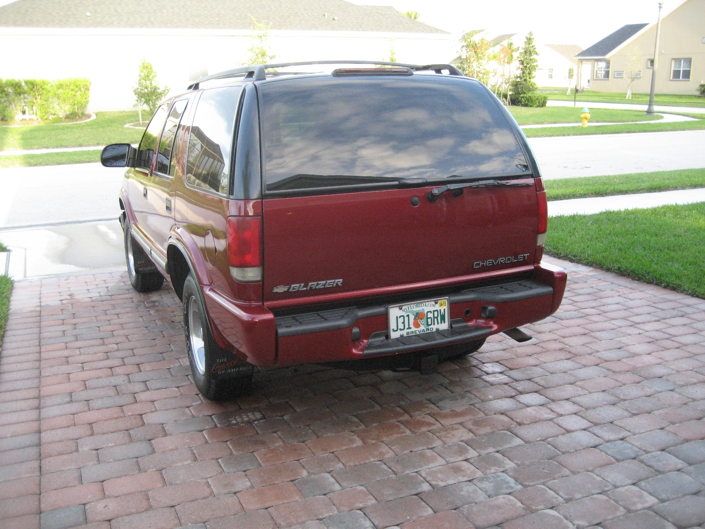 Picture of 2000 Chevrolet Blazer 4 Dr LT SUV