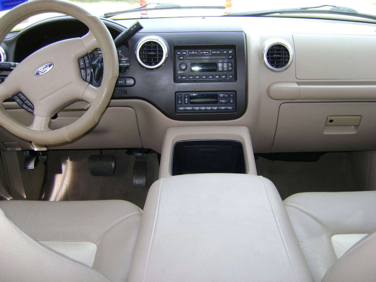2003 Ford Expedition Interior Pictures Cargurus