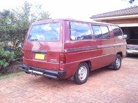 1985 Mitsubishi Delica Overview