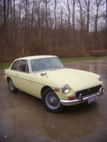 1970 MG MGB Overview
