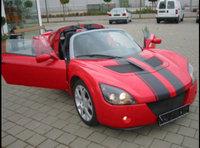 2003 Opel Speedster Overview
