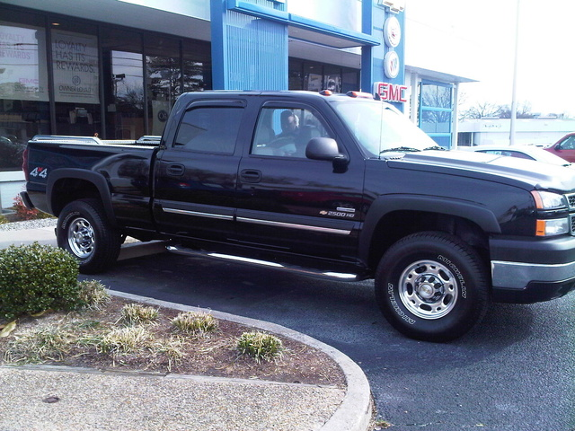 Picture of 2007 Chevrolet Silverado Classic 2500HD LT1 Crew Cab 4WD, exterior, gallery_worthy