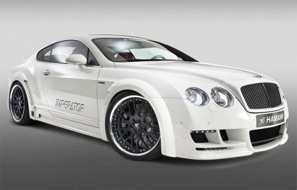 Picture of 2009 Bentley Continental GT