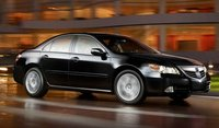2011 Acura RL, Side shot in motion. , exterior, manufacturer