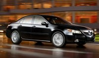 2011 Acura RL, Side shot in motion. , manufacturer, exterior