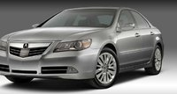 2011 Acura RL, Front quarter view. , exterior, manufacturer
