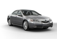 2011 Acura RL, Front three quarter view. , exterior, manufacturer
