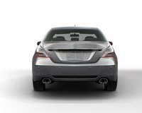 2011 Acura RL, Back View., exterior, manufacturer