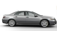 2011 Acura RL, Side View. , exterior, manufacturer