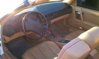 Picture of 1990 Mercedes-Benz 300-Class 2 Dr 300SL Convertible, interior