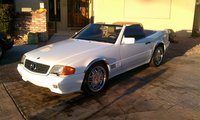Picture of 1990 Mercedes-Benz 300-Class 2 Dr 300SL Convertible, exterior
