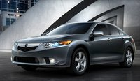 2011 Acura TSX, Front three quarter view. , exterior, manufacturer