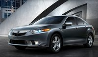 2011 Acura TSX, Front three quarter view. , manufacturer, exterior