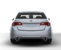 2011 Acura TSX, Back View. , exterior, manufacturer