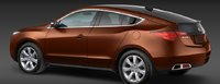 2011 Acura ZDX, Back quarter view. , exterior, manufacturer, gallery_worthy