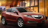 2011 Acura ZDX Overview