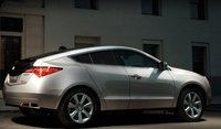 2011 Acura ZDX, Side View. , exterior, manufacturer