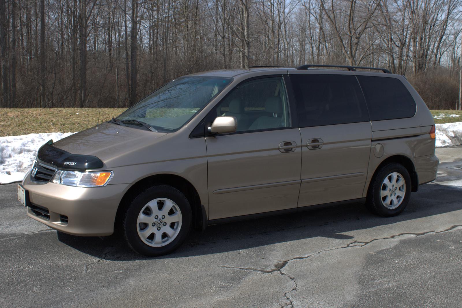 Honda Dealers Columbus >> 2004 Honda Odyssey - Pictures - CarGurus