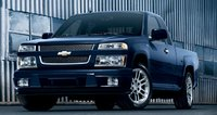 2011 Chevrolet Colorado, Front three quarter view. , exterior, manufacturer
